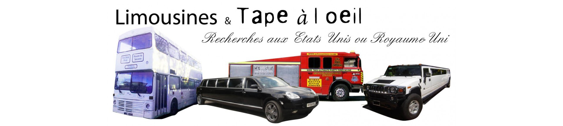 Limousines et Rares
