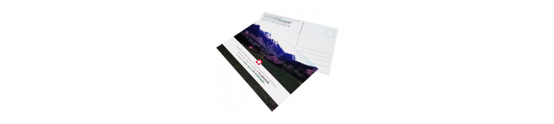 Cartes Postales et voeux