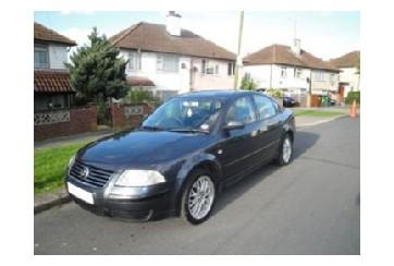 Volkswagen Passat IV