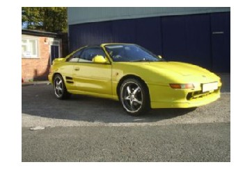 Toyota MR 2 2002