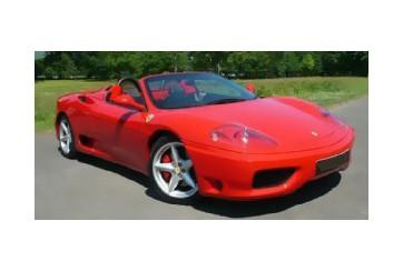 Ferrari 360 Modena et Cabriolet