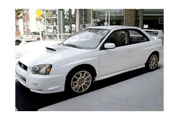 Subaru Impreza STI dès 2005