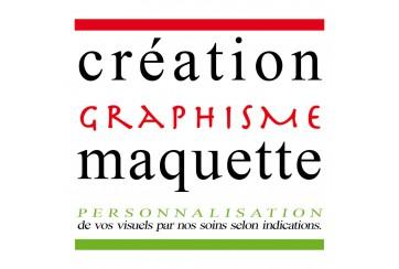 Création Graphique Page, créations spéciales
