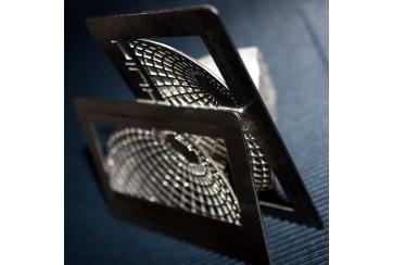 Cartes Métal Perfo-Laser