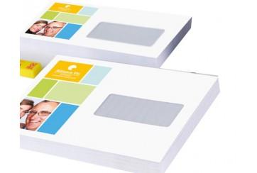 Enveloppes écologiques imprimées