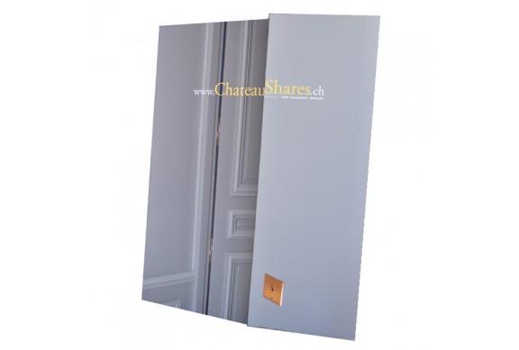 Impression sur Carton 2 cannelures 2,3mm - Panneaux/Décors