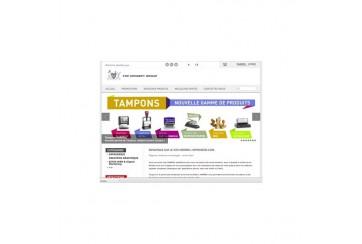 Site Web E-Commerce Administrable