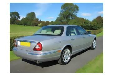 Jaguar XJ dès 2003